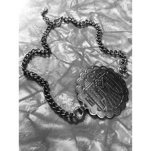 Jewelry - Silver Falcon Choker